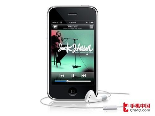 苹果iPhone3GS(联通版8GB)整体外观第3张