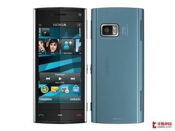 诺基亚X6(8G)