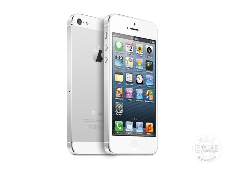 苹果iPhone5(联通版)产品本身外观第3张