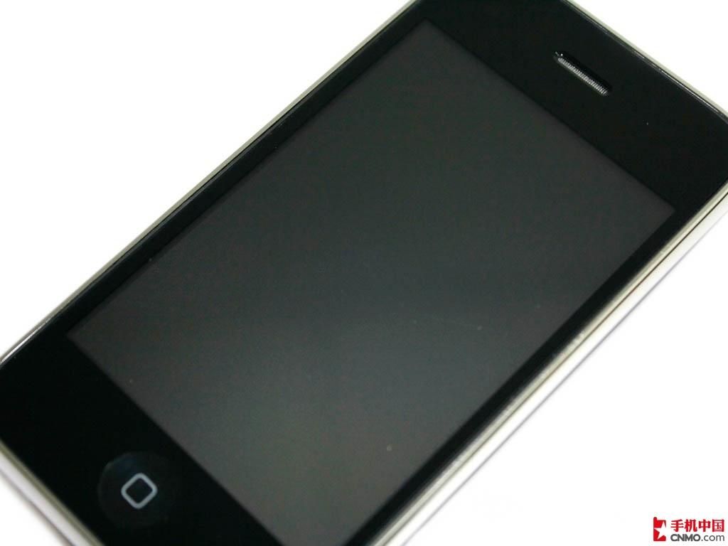 苹果iPhone3GS(8G)机身细节第2张