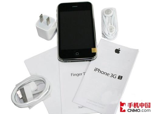 苹果iPhone3GS(联通版8GB)整体外观第7张