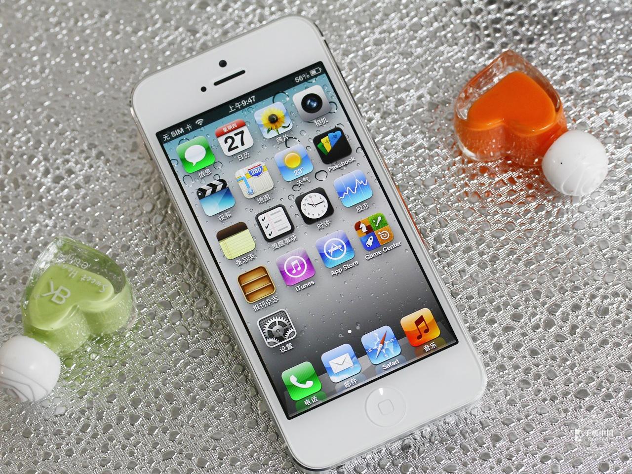 苹果iPhone5(16GB)整体外观第6张
