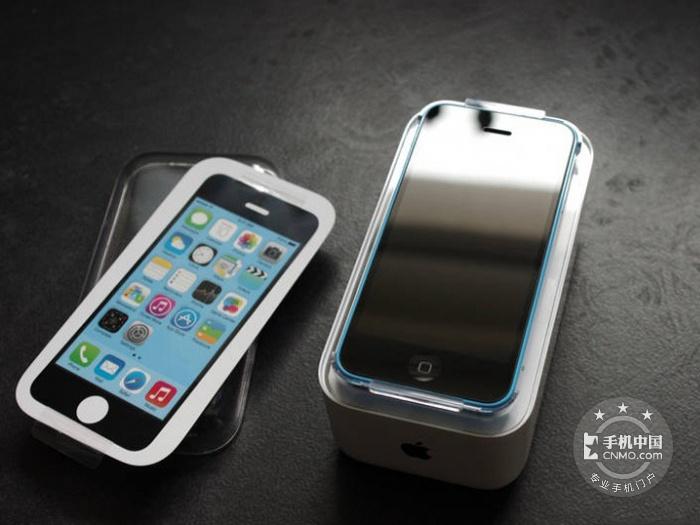 苹果iPhone5c(16GB)整体外观第6张