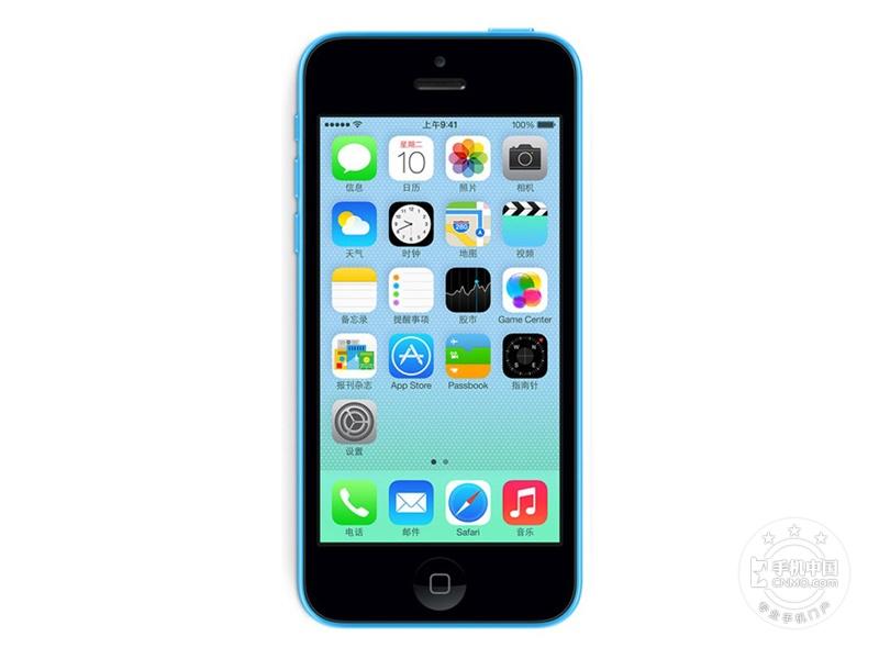 苹果iPhone5c(16GB)产品本身外观第1张