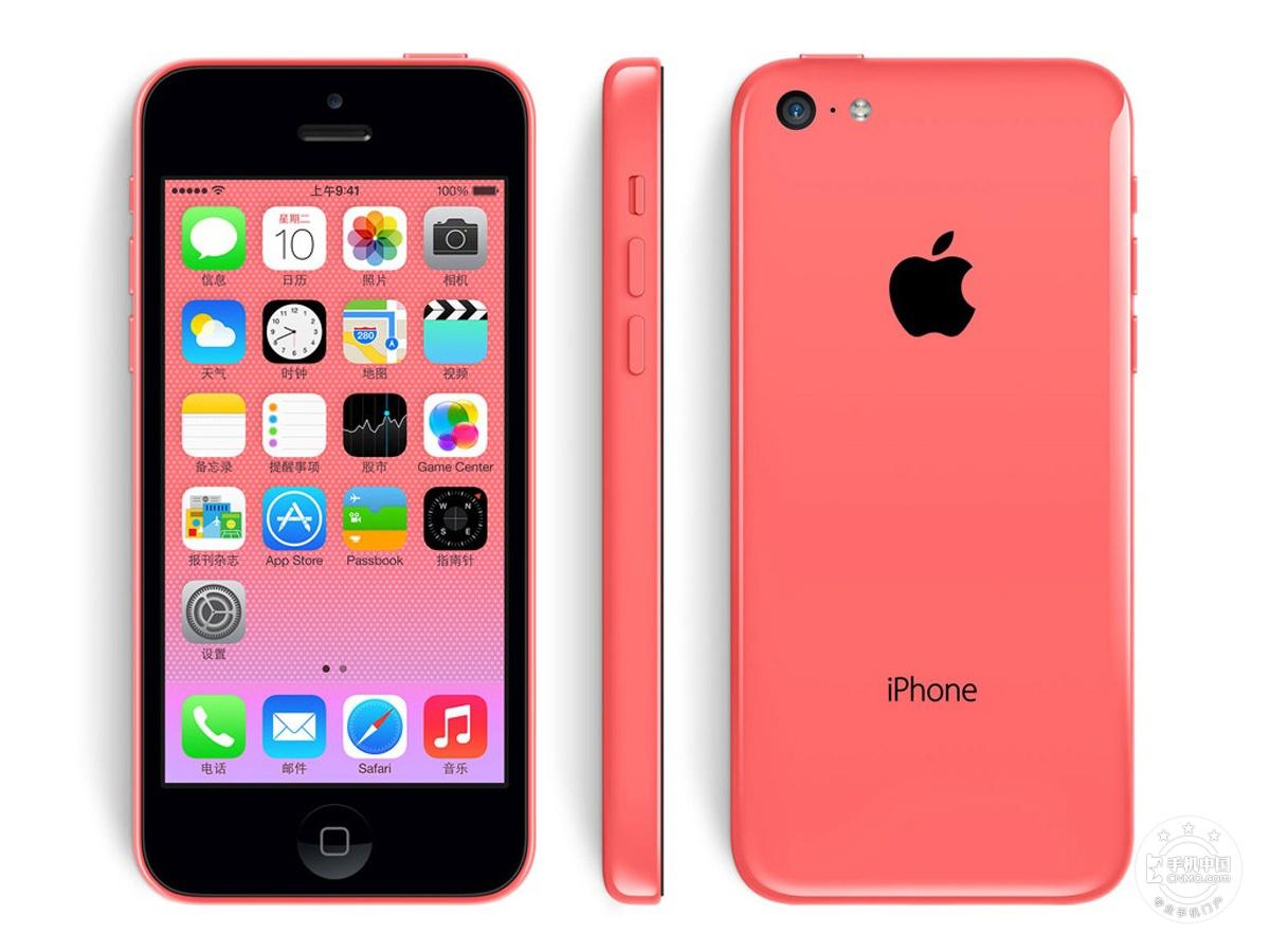 苹果iPhone5c(16GB)产品本身外观第3张