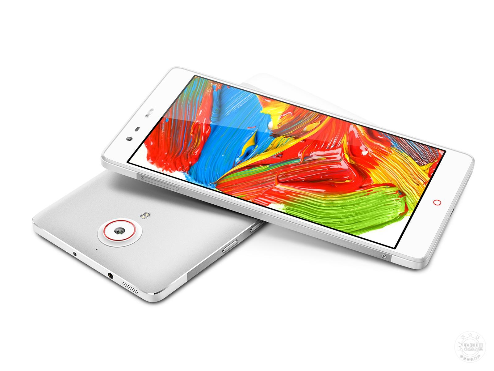 努比亚X6(128GB)产品本身外观第3张