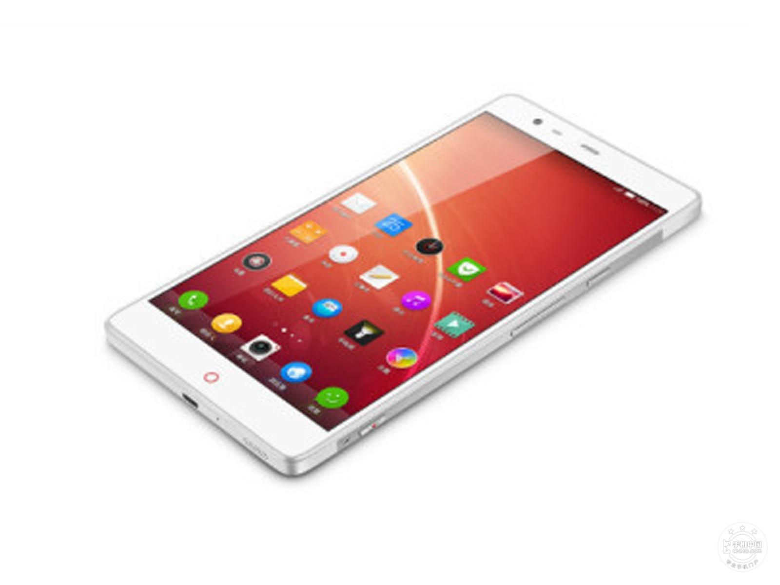 努比亚X6(64GB)产品本身外观第6张