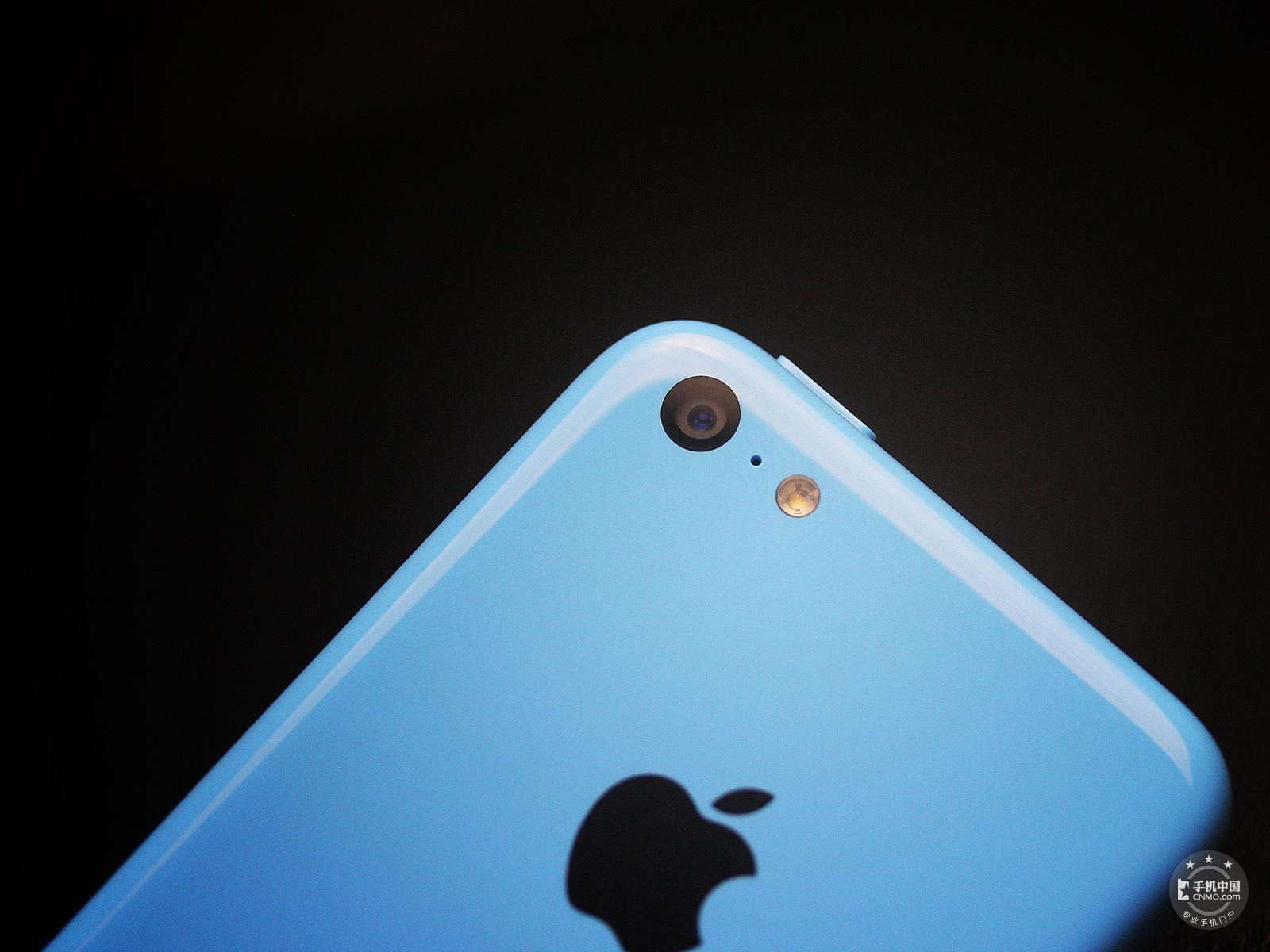 苹果iPhone5c(8GB)机身细节第7张