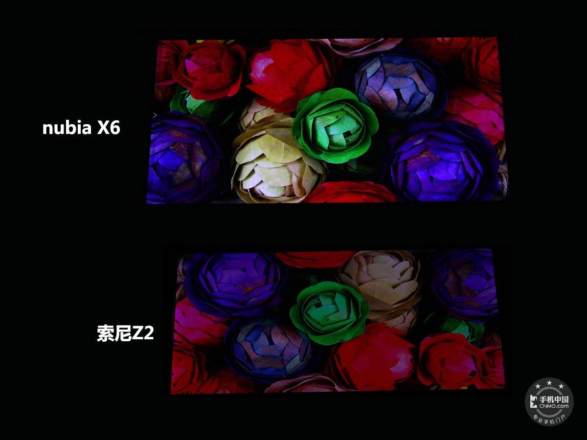 努比亚X6(64GB)产品对比第1张