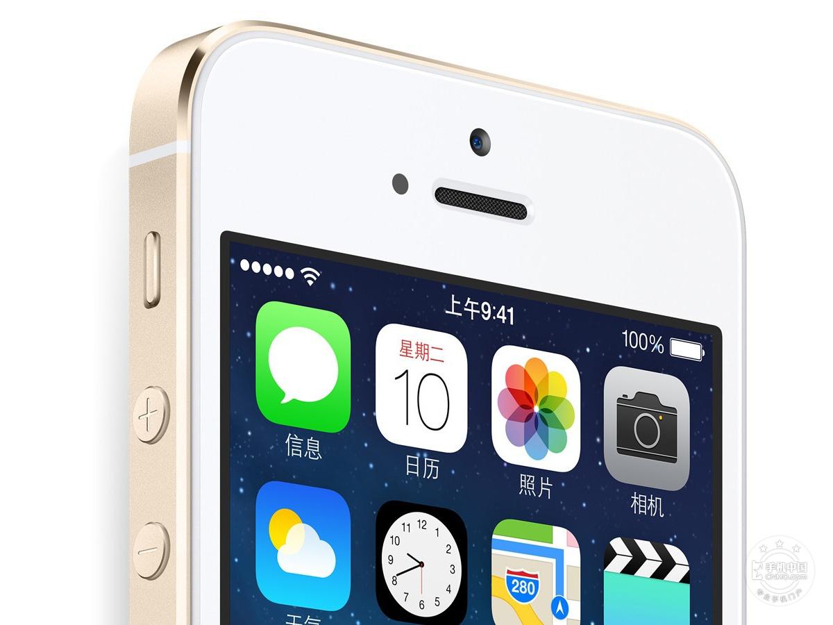 苹果iPhone5s(电信版)产品本身外观第6张