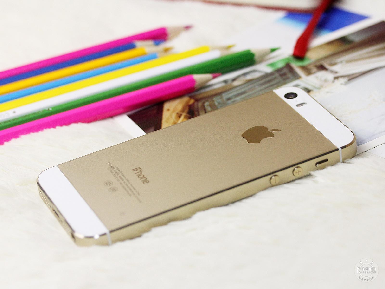 苹果iPhone5s(16GB)整体外观第3张