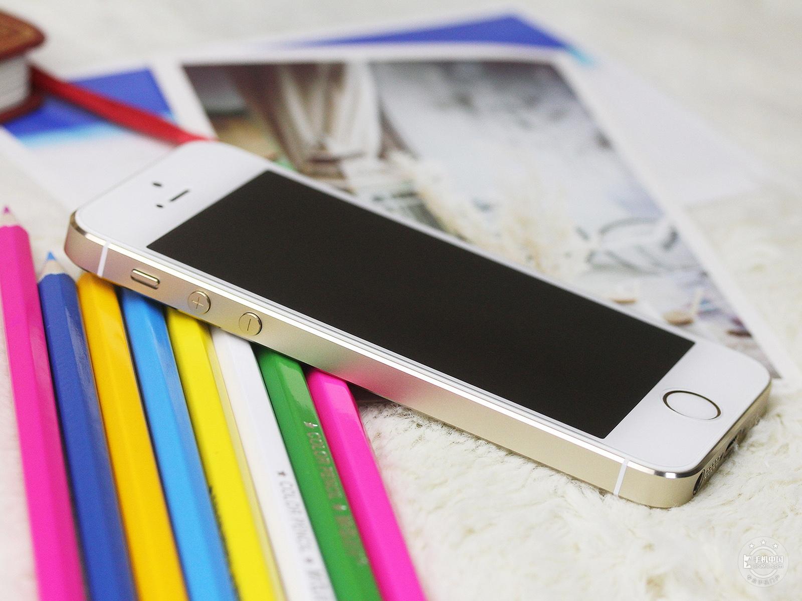 苹果iPhone5s(电信版)整体外观第4张