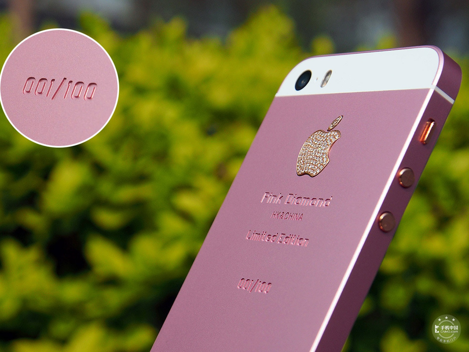 苹果iPhone5s(32GB)机身细节第3张