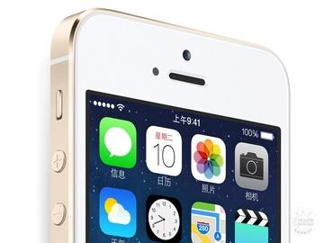 苹果iPhone 5s(移动版16GB)金色