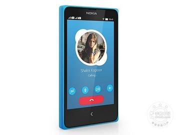 诺基亚Nokia X蓝色