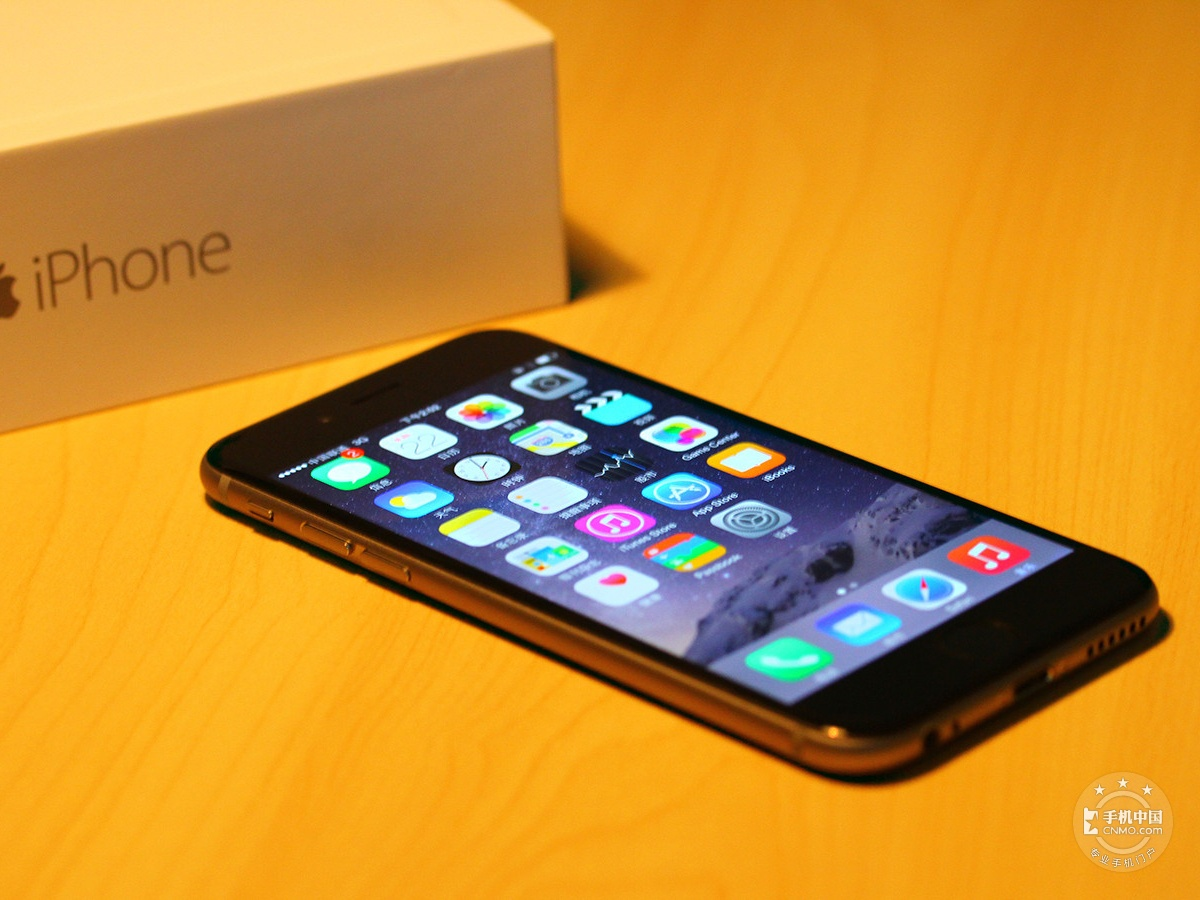 苹果iPhone6(128GB)整体外观第7张