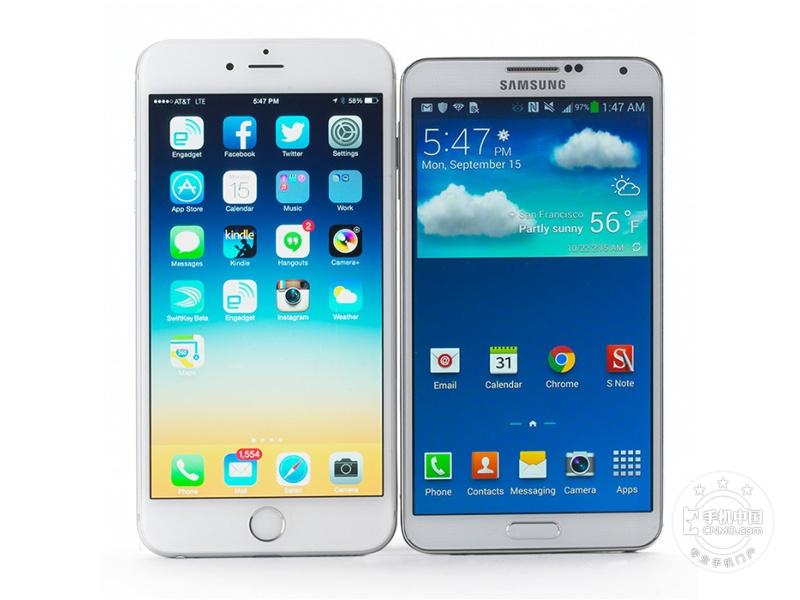 苹果iPhone6Plus(128GB)产品对比第8张