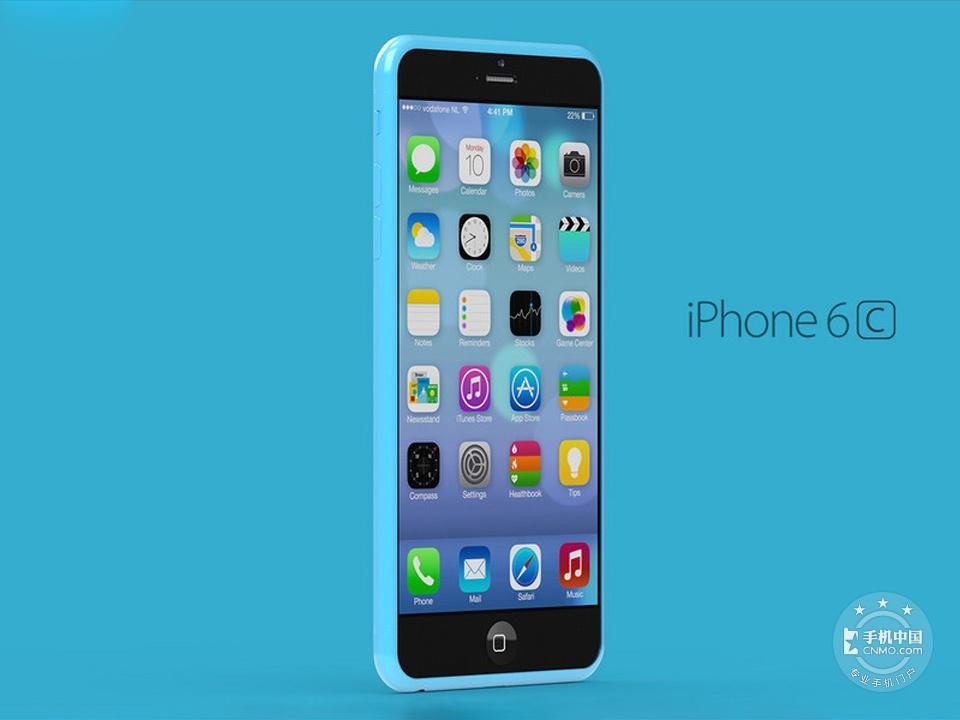 苹果iPhone6c整体外观第1张