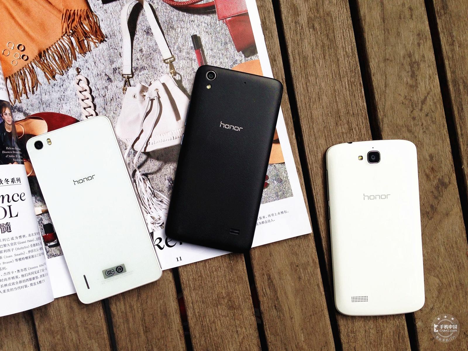 荣耀6(移动4G/16GB)产品对比第3张