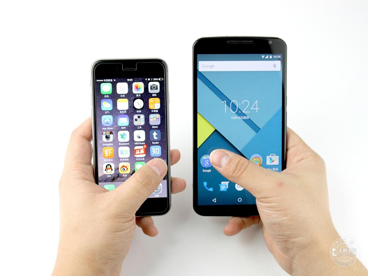 苹果iPhone6(16GB)产品对比第7张