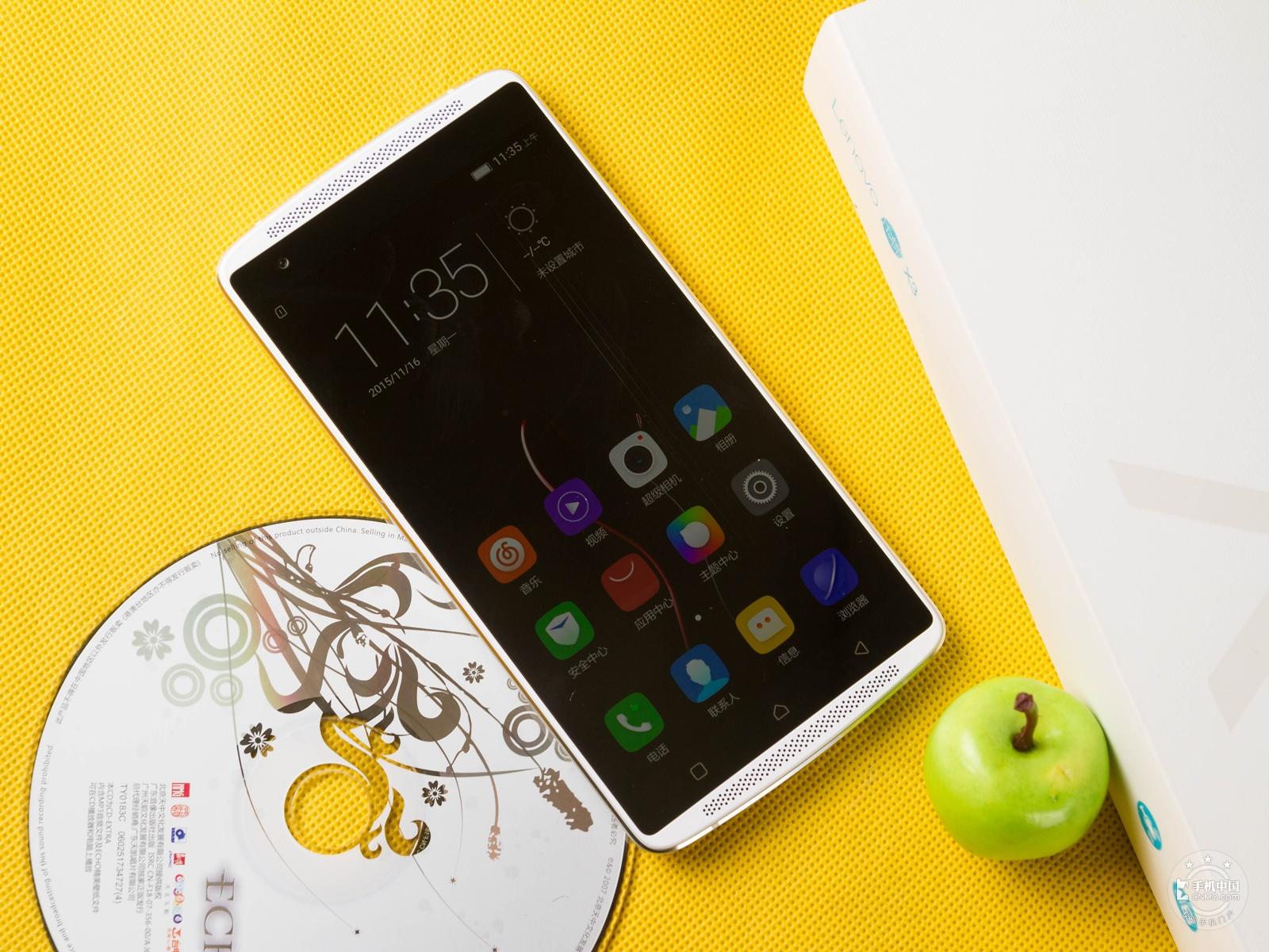 联想乐檬X3(双4G)整体外观第3张