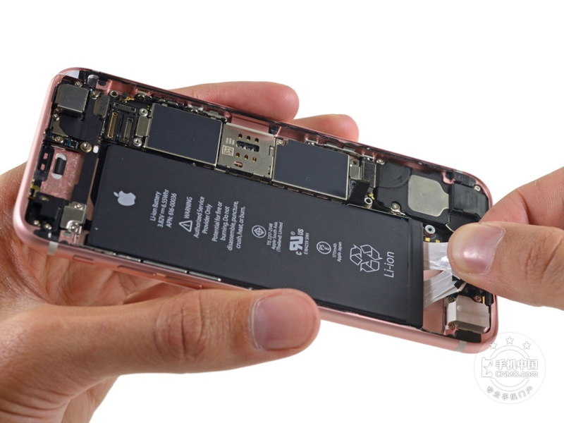 苹果iPhone6sPlus(128GB)拆机图赏第4张