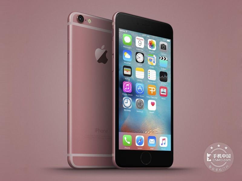 苹果iPhone6c整体外观第5张