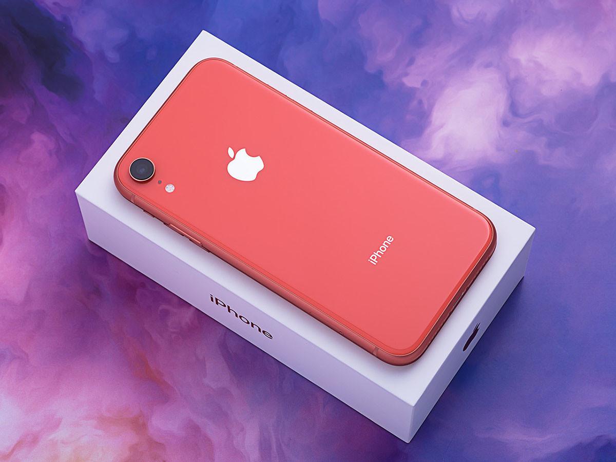 苹果iPhoneXR(128GB)整体外观第5张