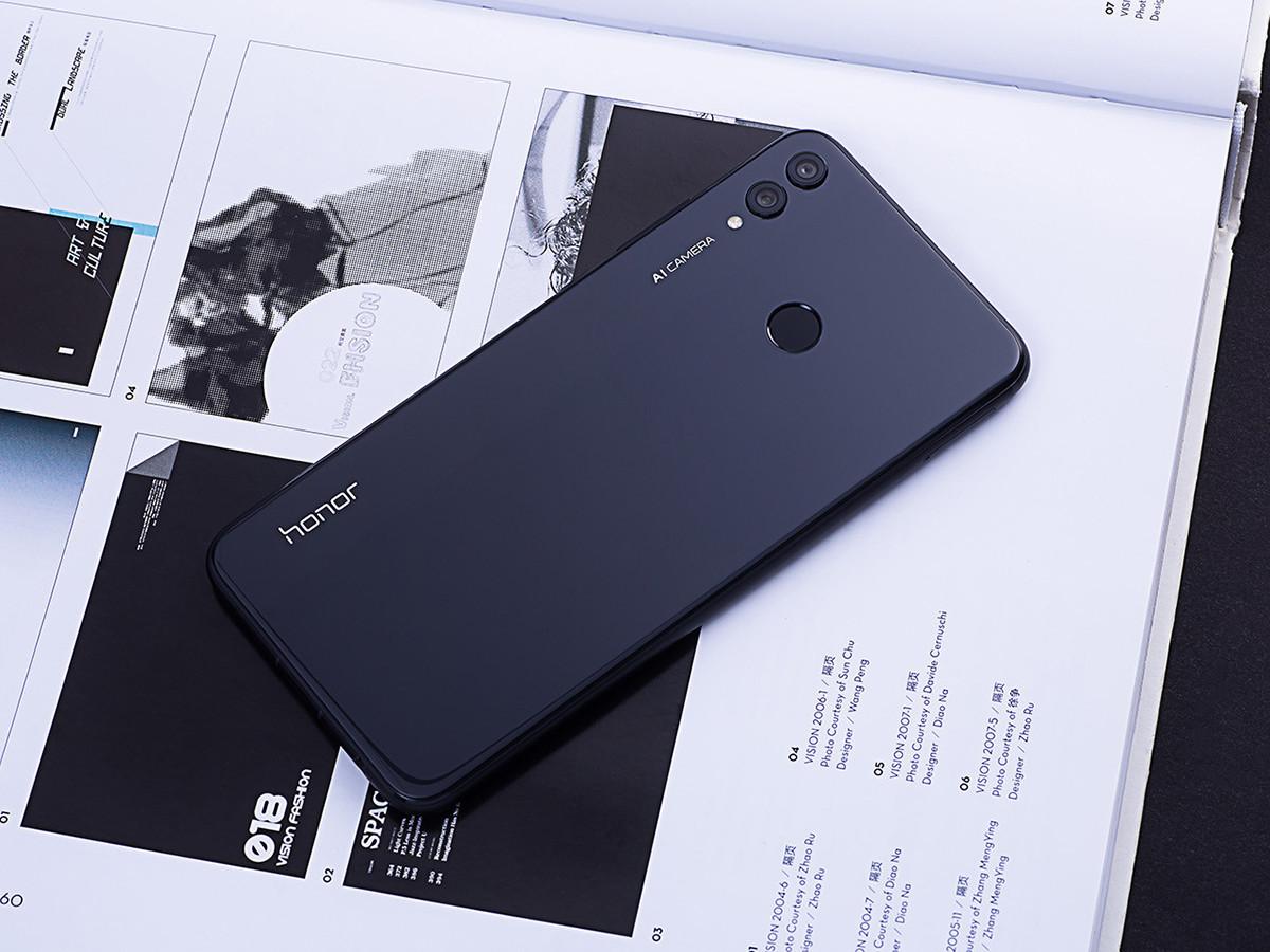 荣耀8X(4+64GB)整体外观第4张