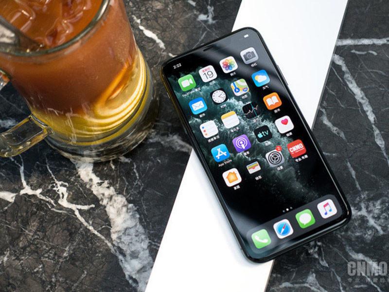 苹果iPhone11ProMax(512GB)机身细节第5张