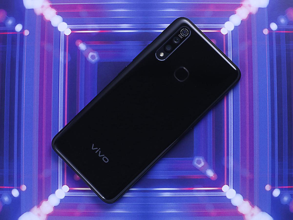 vivoZ5x(6+128GB)整体外观第5张