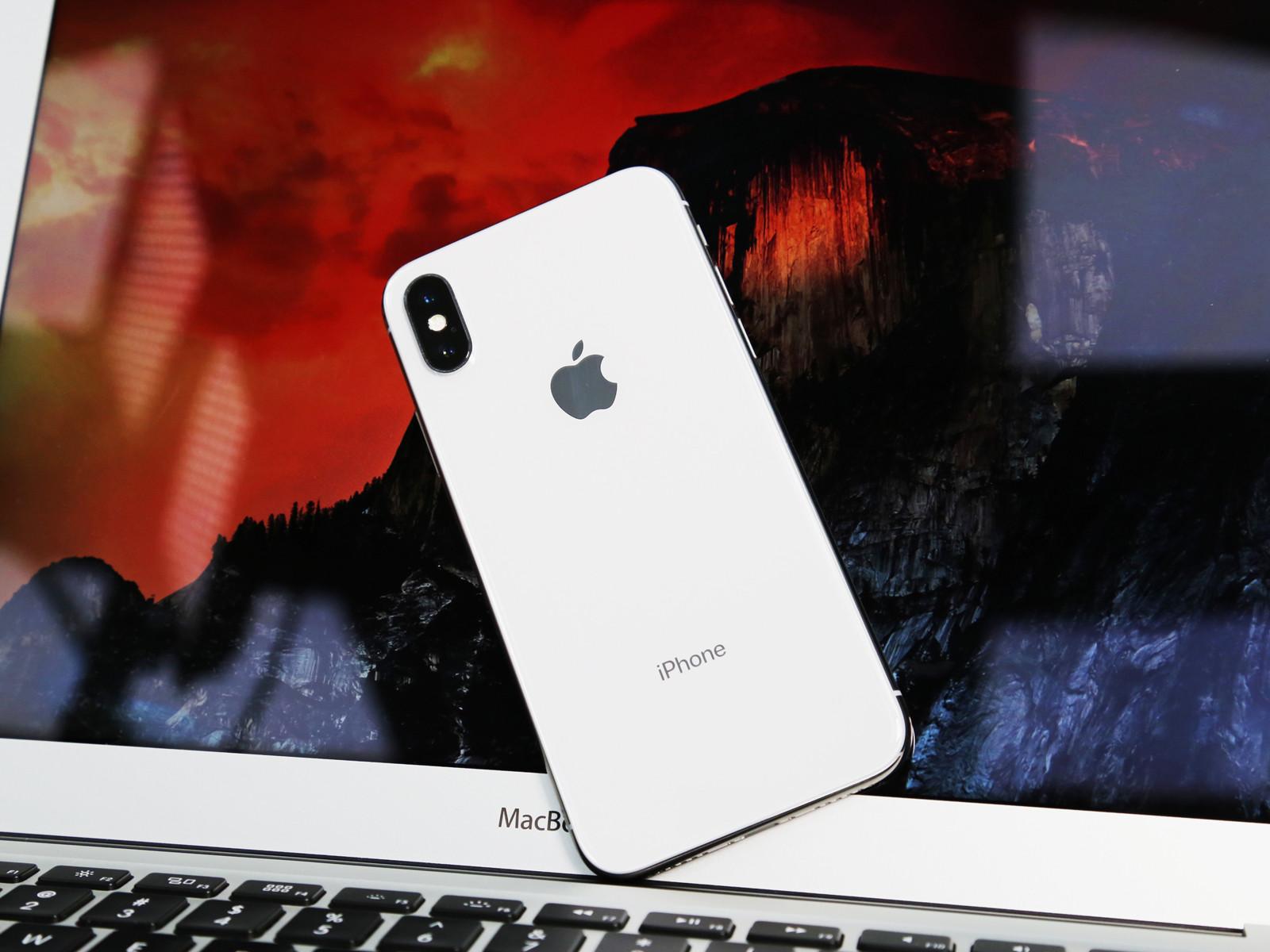 苹果iPhoneX(256GB)整体外观第2张
