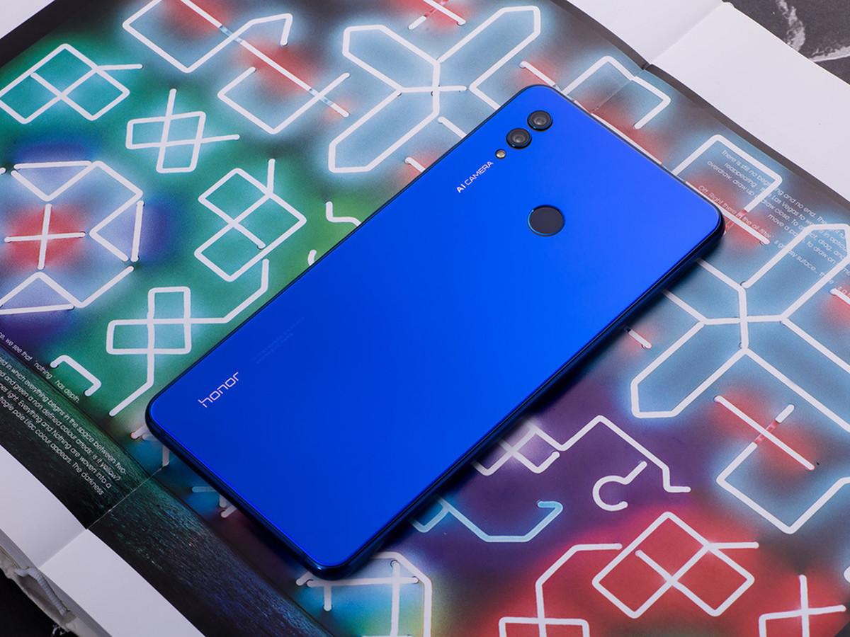 荣耀Note10(8+128GB)整体外观第7张