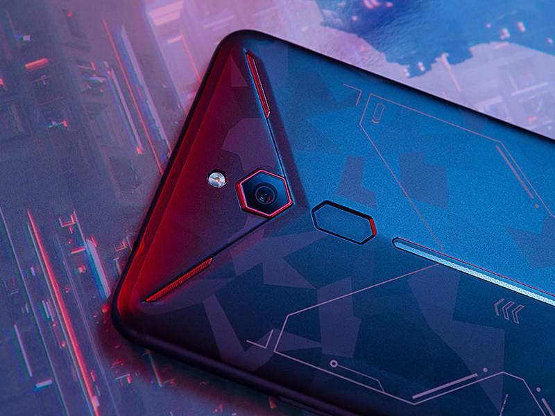 努比亚红魔Mars电竞手机(128GB)机身细节第5张