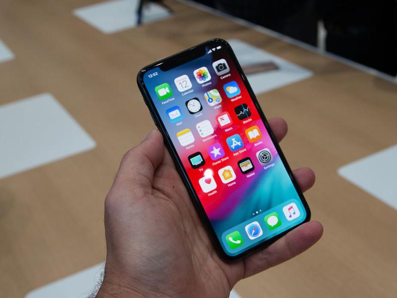 苹果iPhoneXS(512GB)整体外观第2张