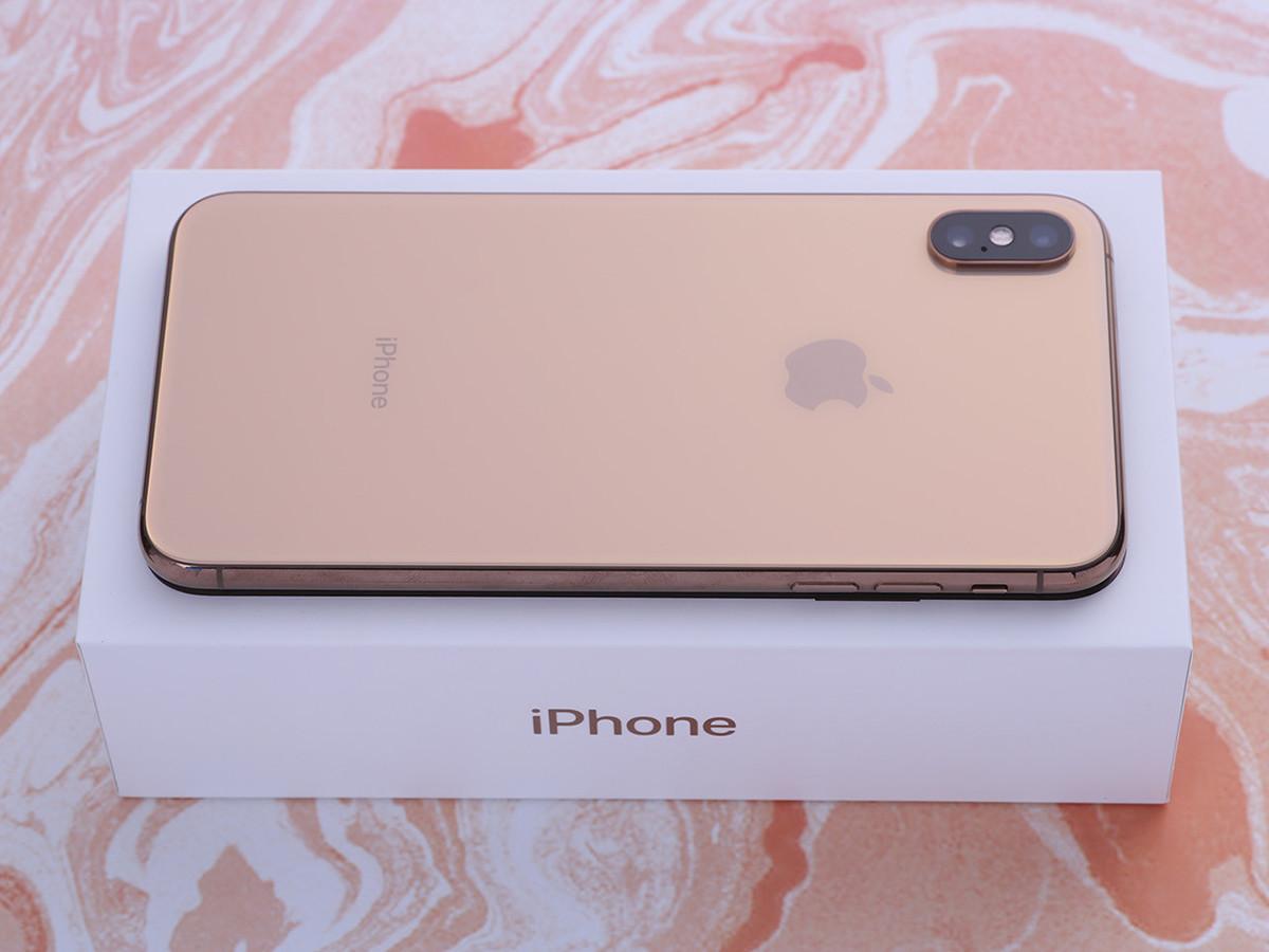 苹果iPhoneXSMax(256GB)整体外观第7张