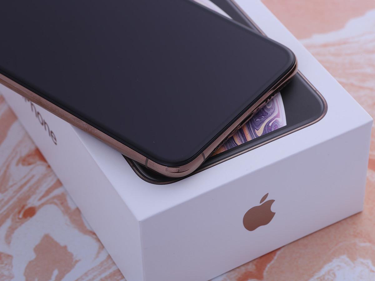 苹果iPhoneXSMax(256GB)机身细节第4张