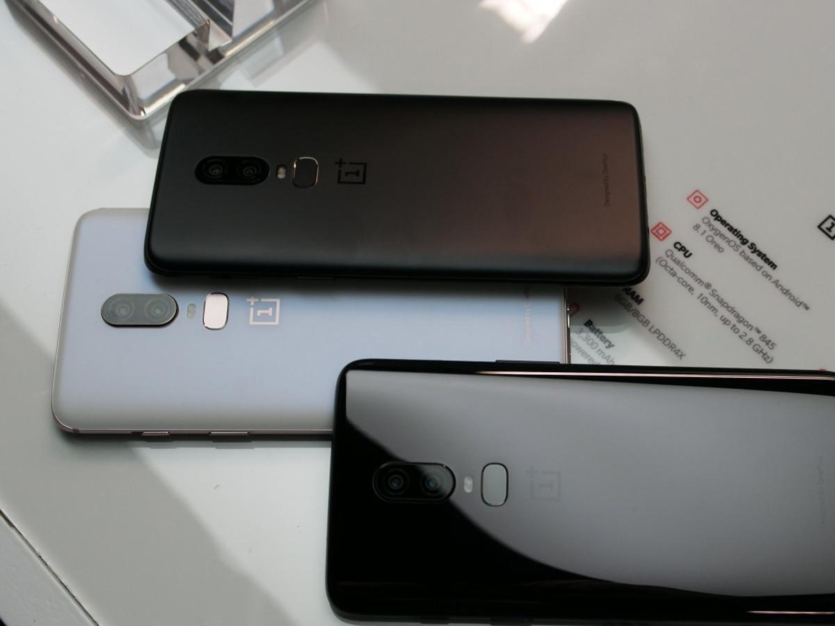一加手机6(128GB)产品对比第3张