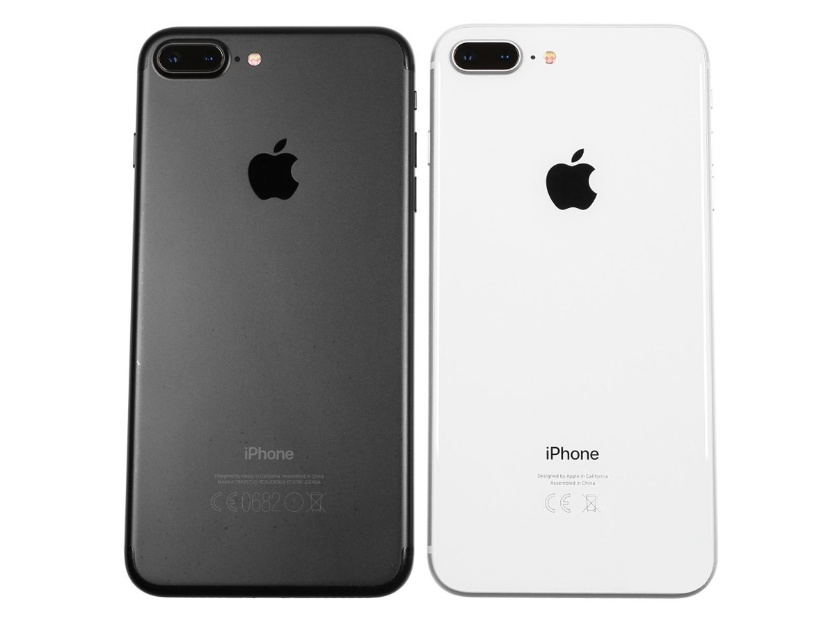 苹果iPhone8Plus(256GB)产品对比第3张