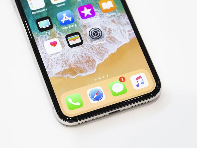 苹果iPhoneX(256GB)机身细节第7张