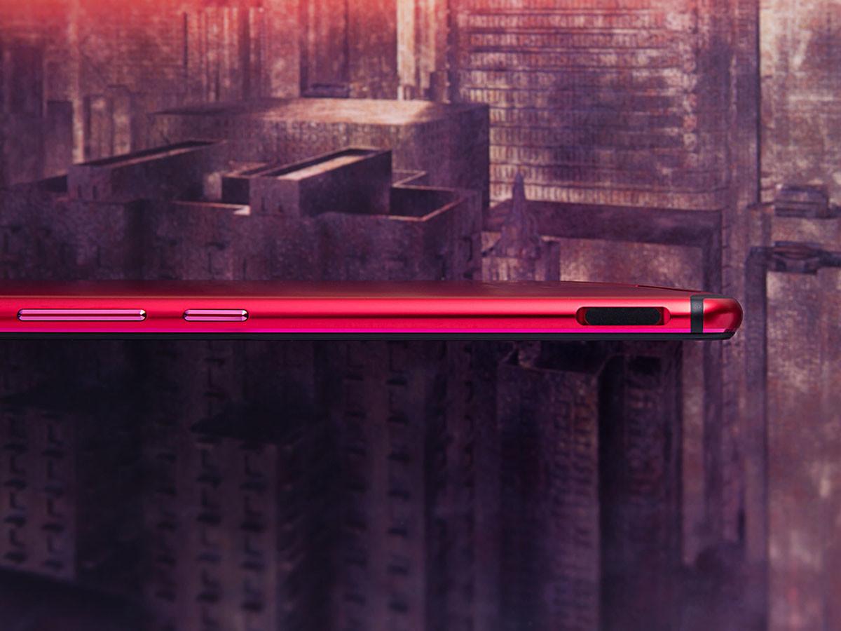 努比亚红魔3电竞手机(8+128GB)机身细节第6张
