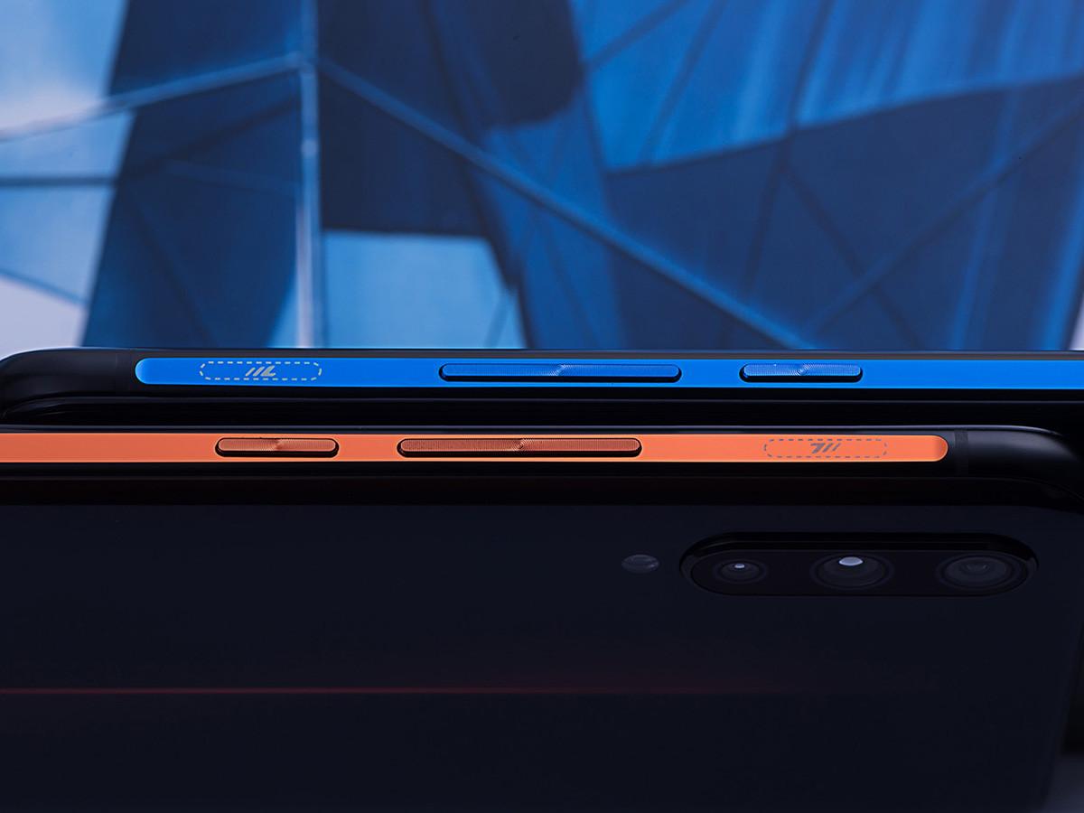 iQOO(6+128GB)机身细节第6张