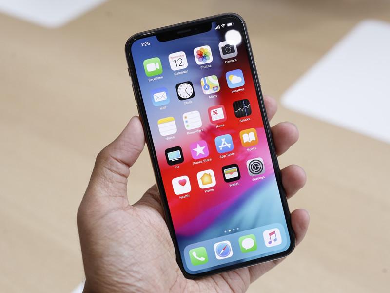 苹果iPhoneXS(512GB)整体外观第1张