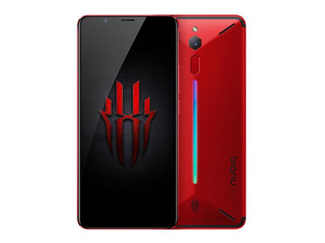 努比亚红魔电竞游戏手机(64GB)产品本身外观第3张