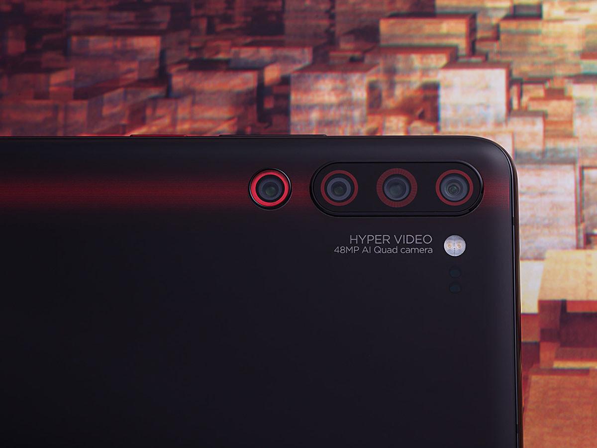LenovoZ6Pro(8+128)机身细节第4张