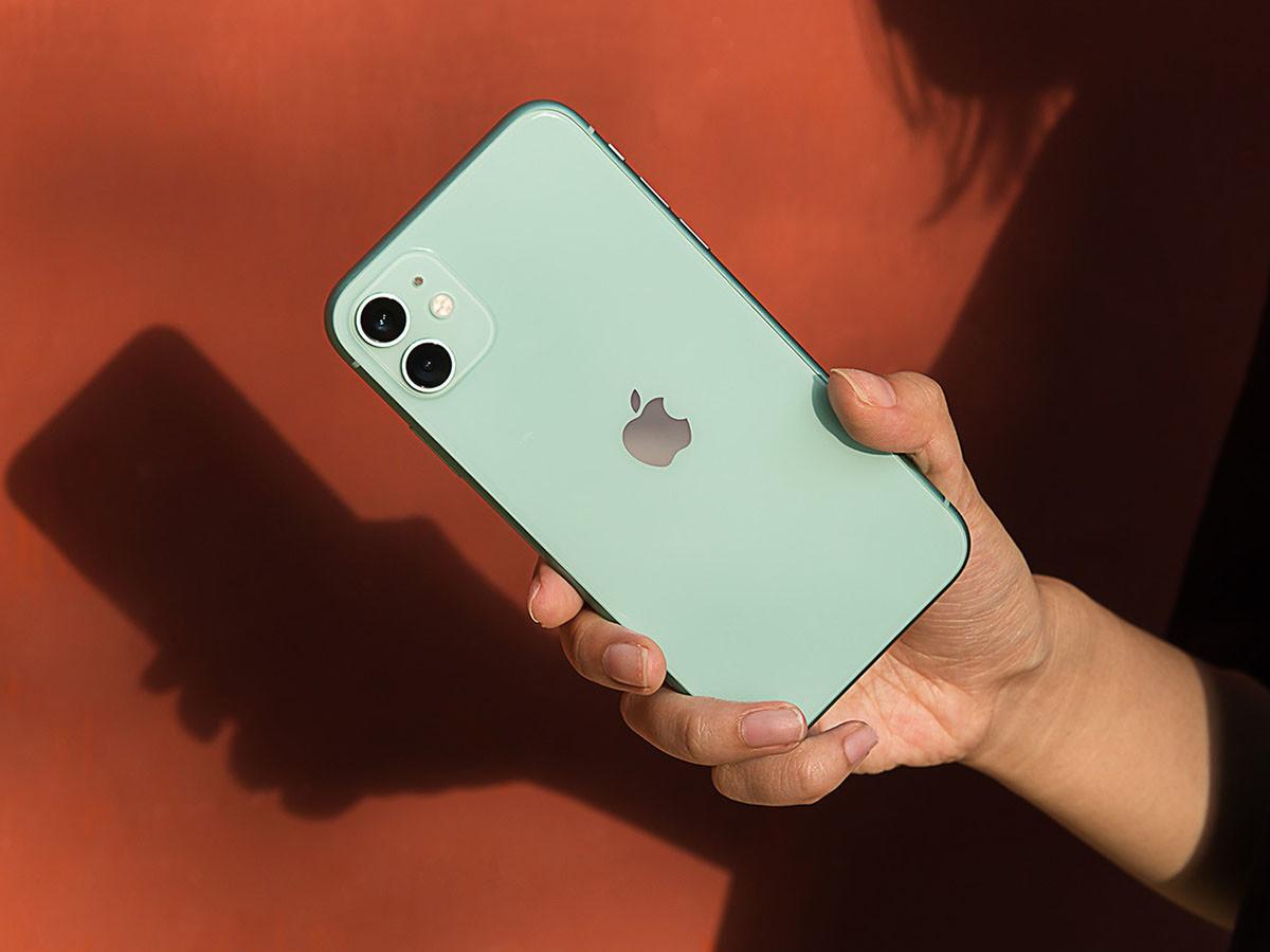 苹果iPhone11(128GB)整体外观第3张
