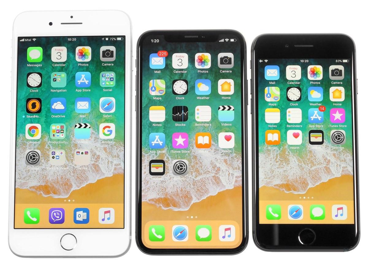 苹果iPhoneX(256GB)产品对比第6张