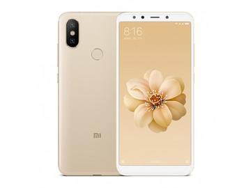 小米6X(6+128GB)金色