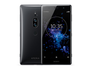 索尼Xperia XZ2 Premium黑色
