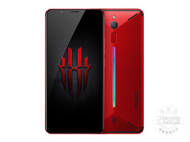 努比亚红魔电竞游戏手机(128GB)